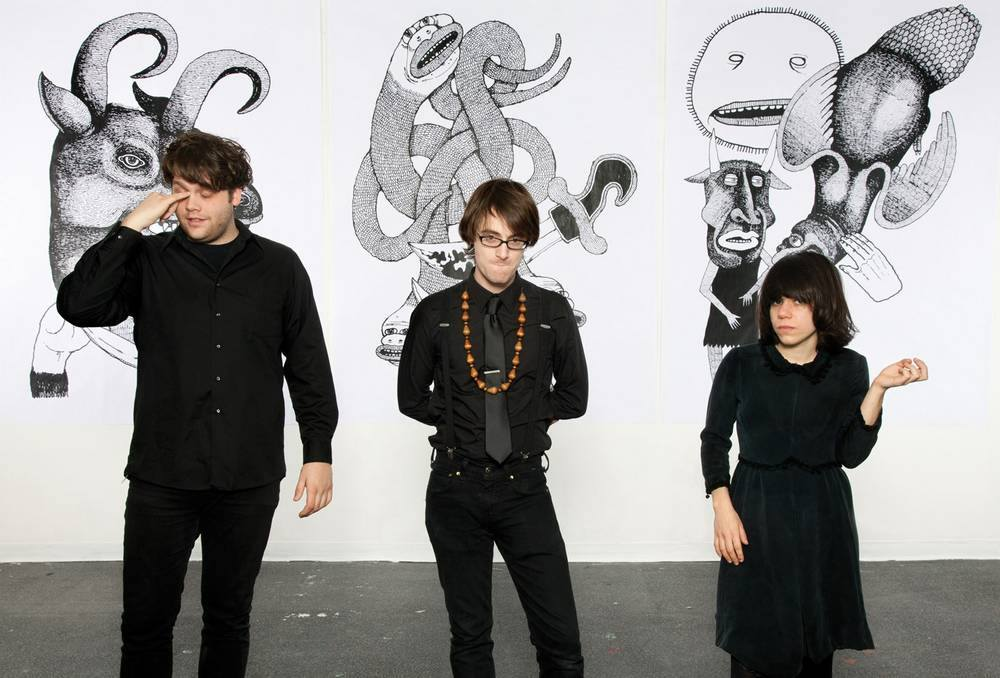 Press photo of Screaming Females