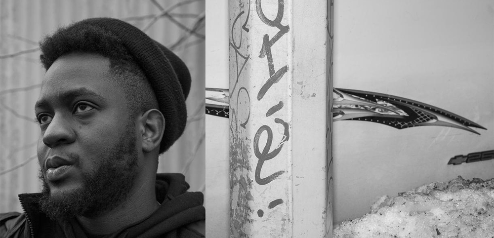Chino Amobi.  Photo by Sam Clarke
