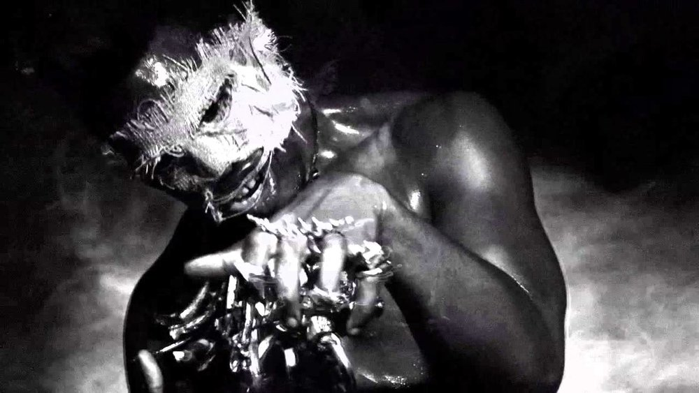 "GAIKA's ""Blasphemer"" video"
