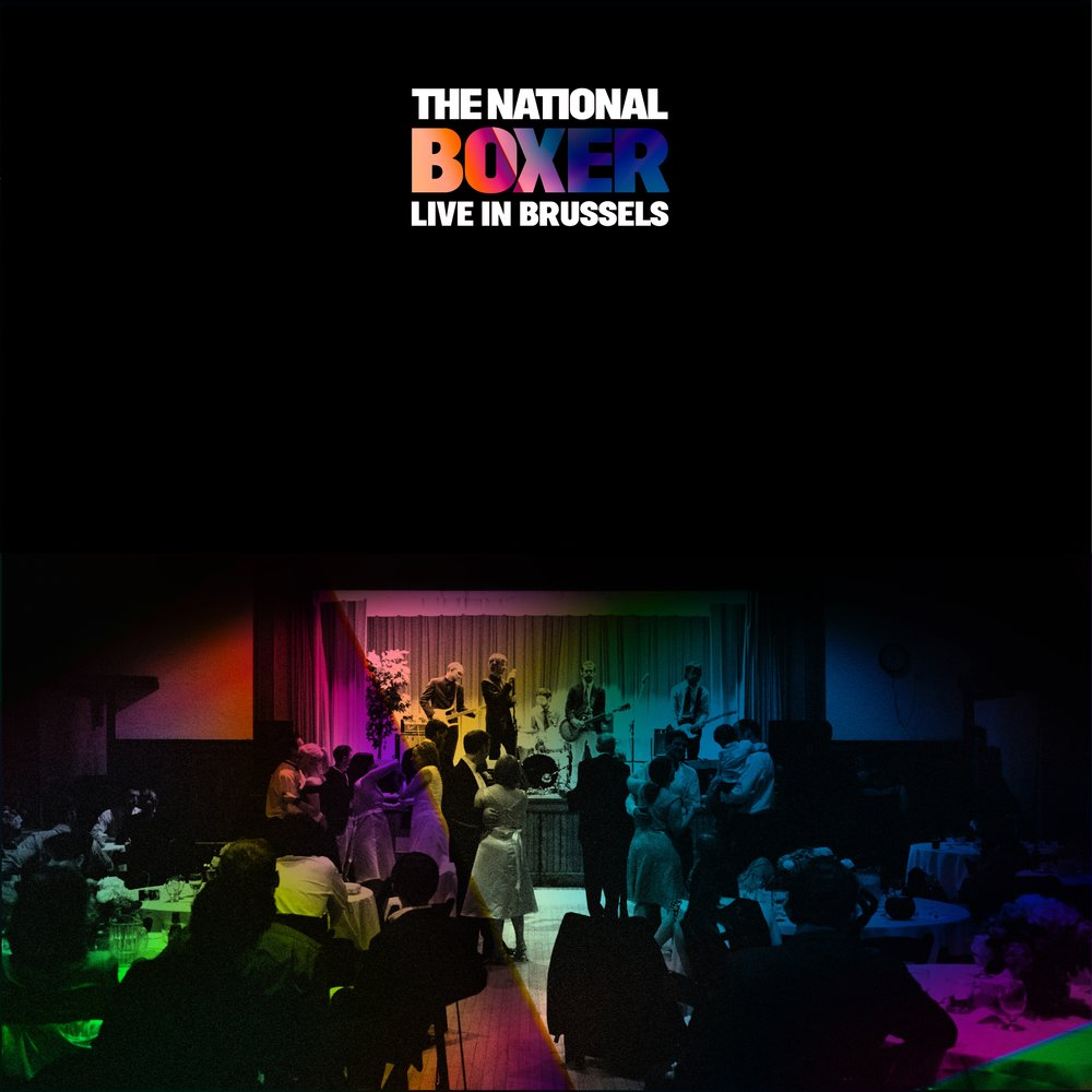 The National - Boxer Live...