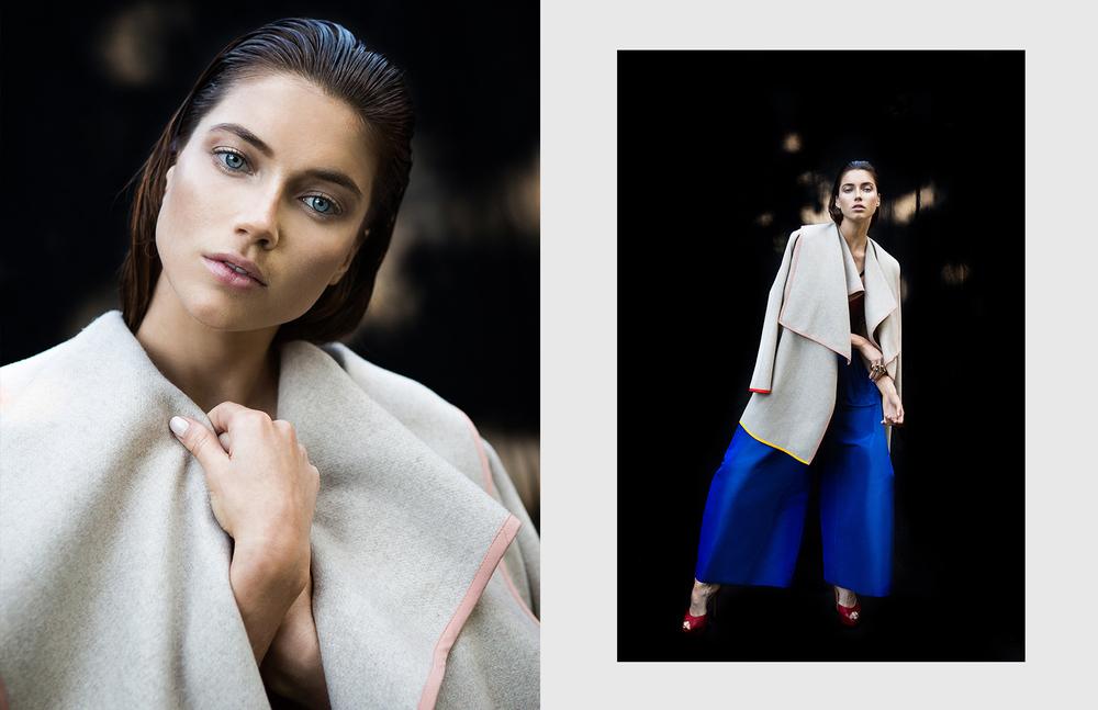 Kiersten, Wilhelmina Models