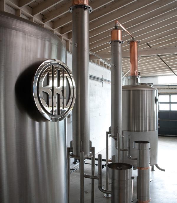 Bull Run Distilling Company Identity + Branding