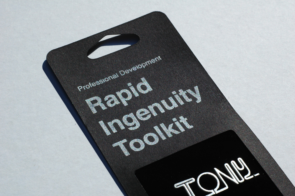 The Rapid Ingenuity Toolkit