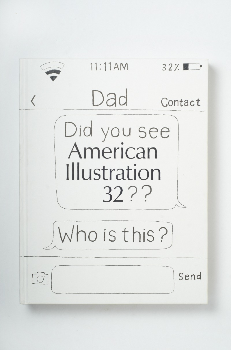 richardturley :      americanillustration :     AI32 Covers by Paul Windle, commissioned by Other Means     Love love love this
