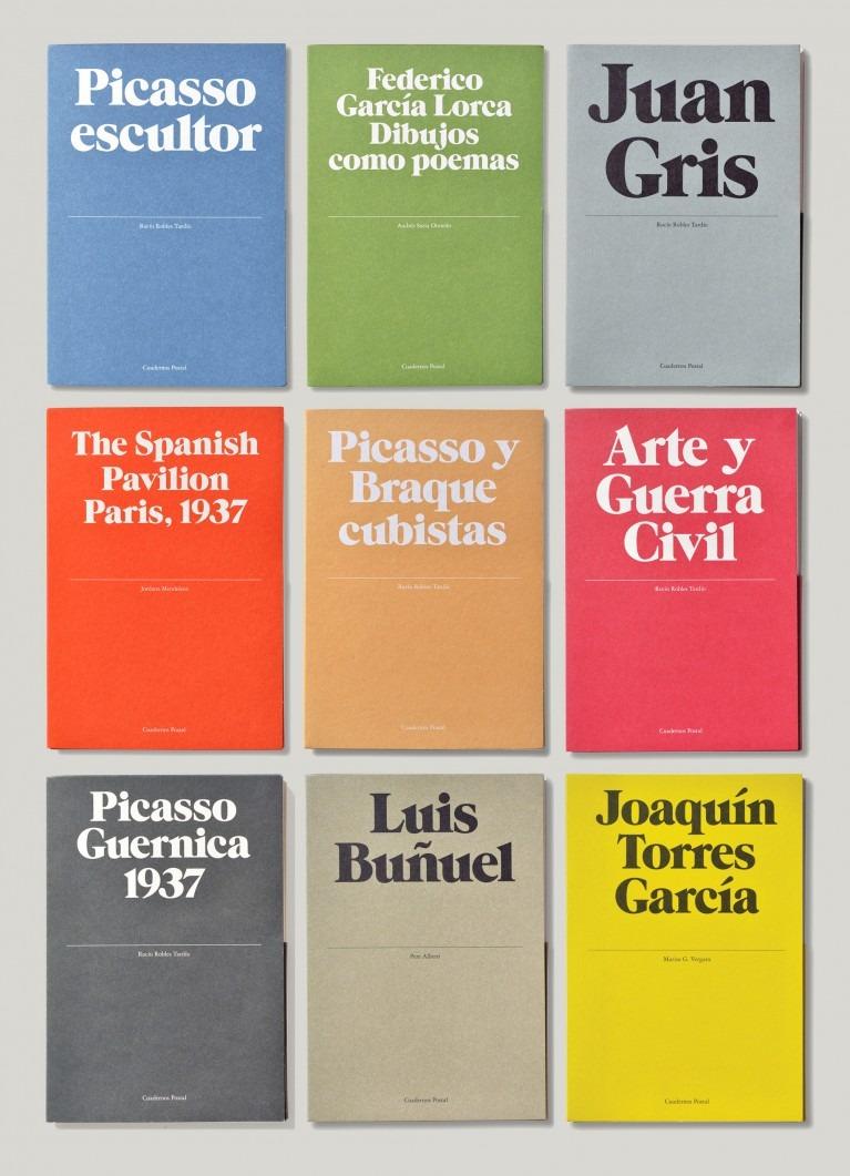 agi-open-london: Astrid Stavro — Cuadernos Postal Books (2009)