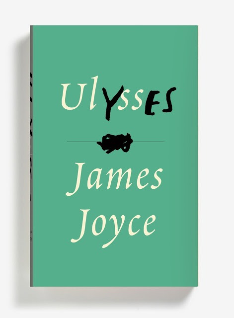 graphicporn :     James Joyce cover redesigns     Some of  Peter Mendelsund's best.     check out it blog at http://jacketmechanical.blogspot.com/