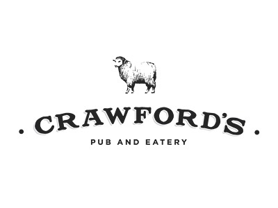 visualgraphic: Crawford's Pub and Eatery
