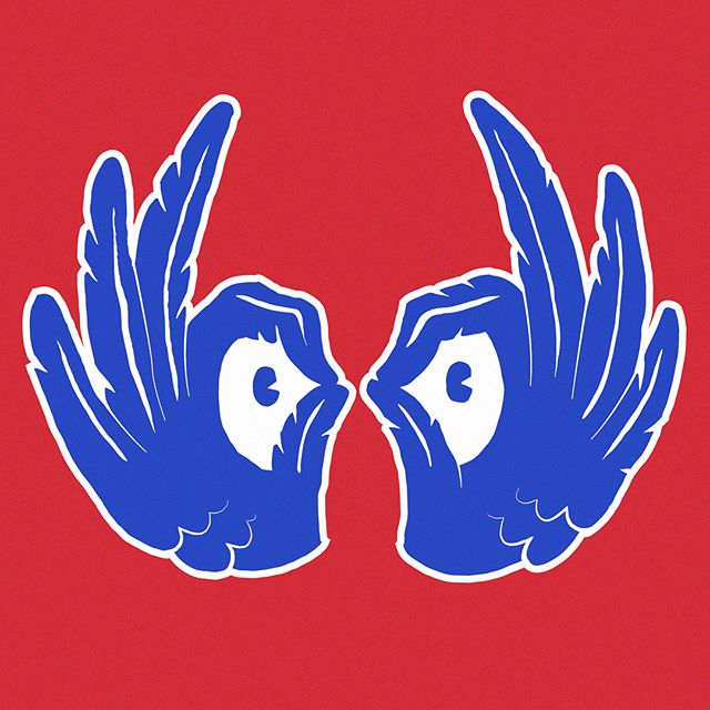 How many fingers does a Jayhawk have? Not enough😏 . . . #14straight #rcjh #kubball #kuhoops #kubasketball #jayhawks #big12champs #bigxii #marchmadness