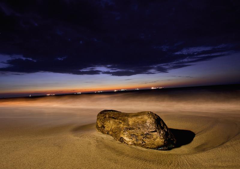 log in dusk