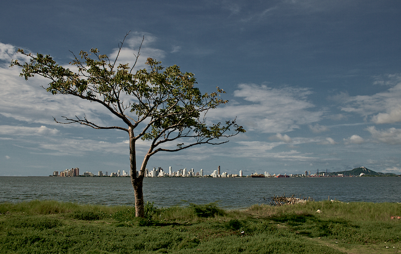 cartagena skyline