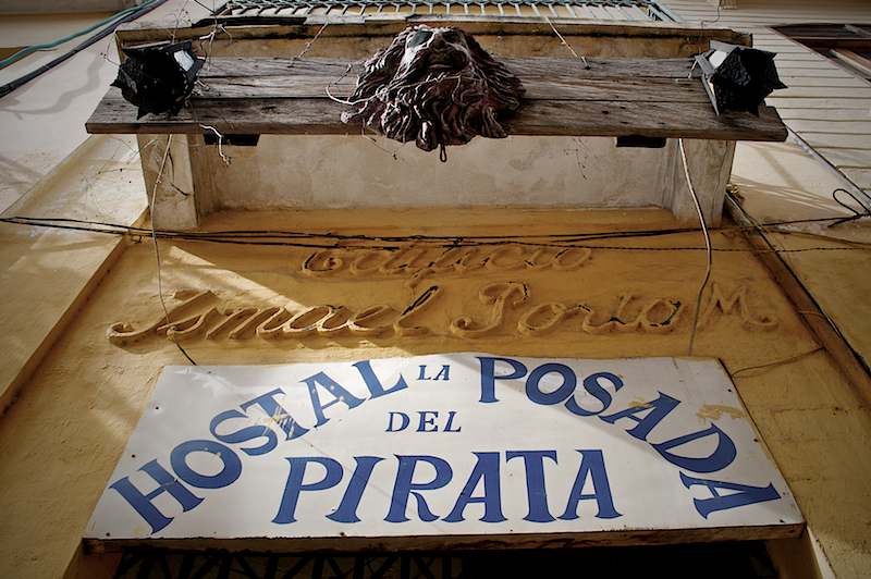 hostal pirata