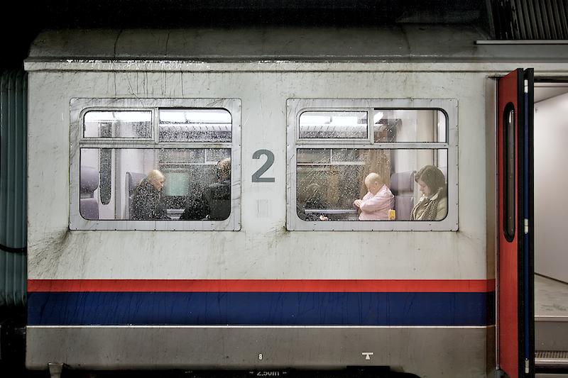 five passengers