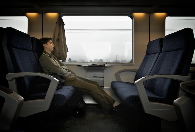 train nap