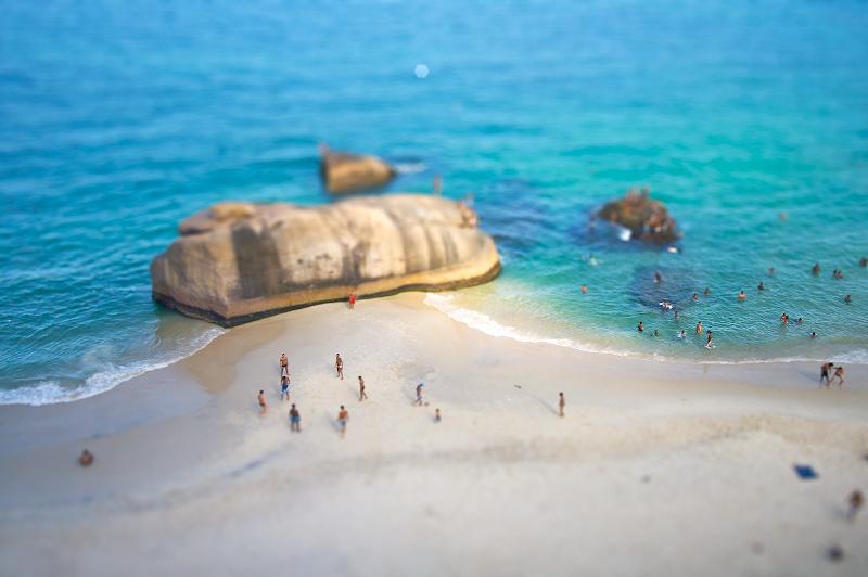 beach dolls