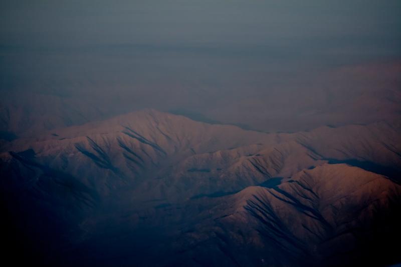colored peaks