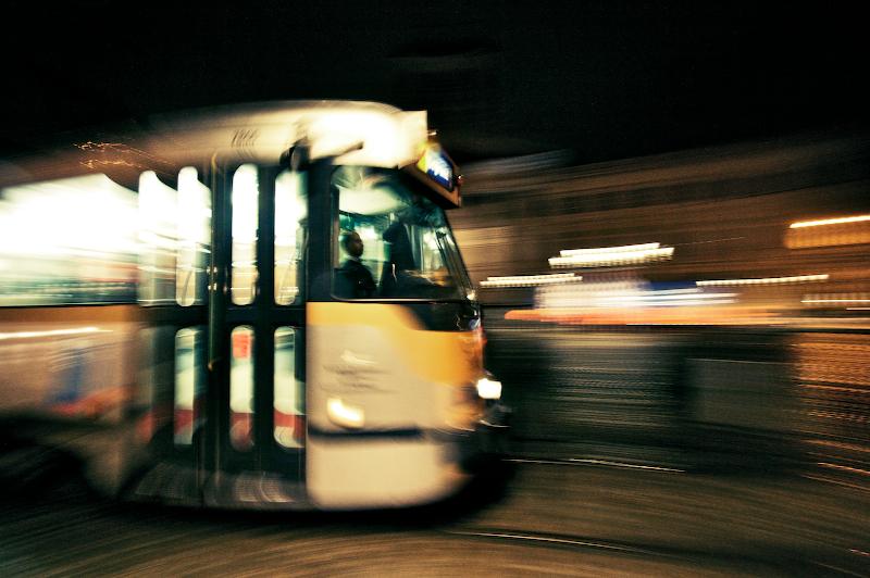 tram pilot