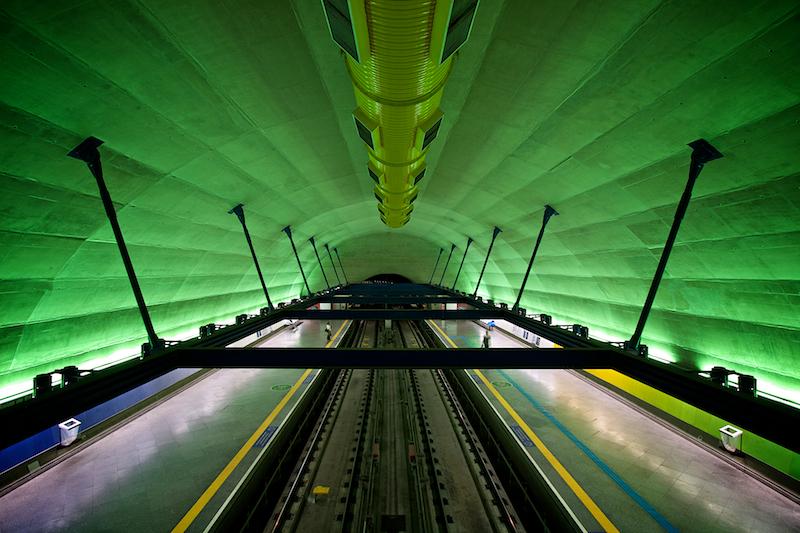 spaceship rails