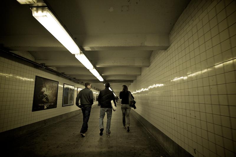 friends in metro