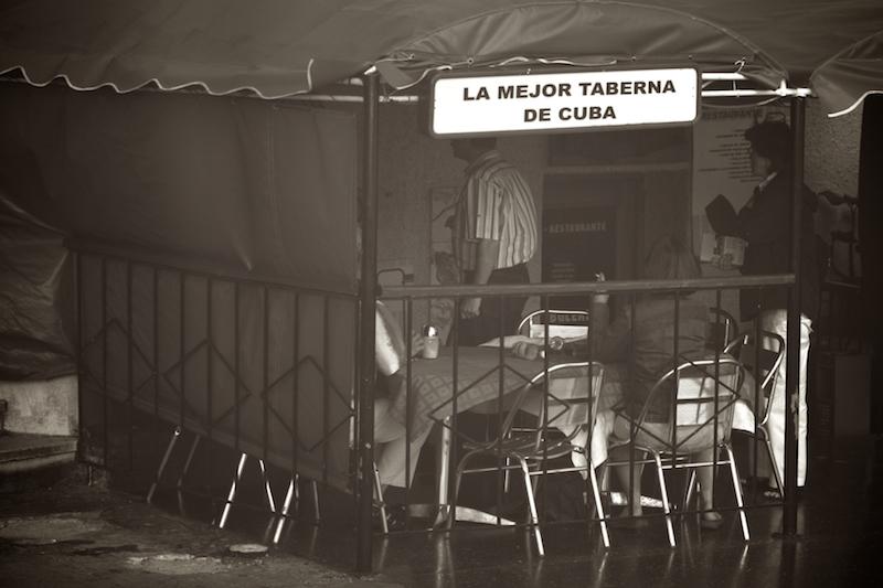 la mejor taberna de cuba