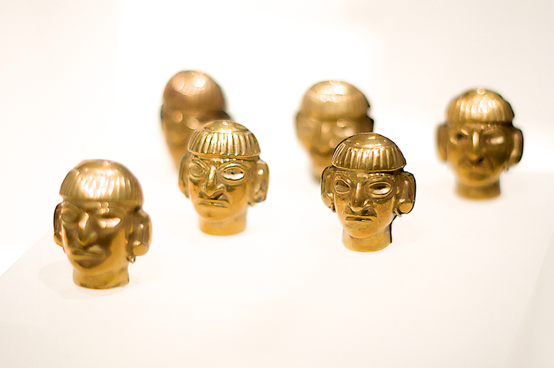 golden heads