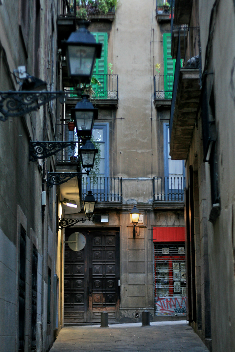 barça alley