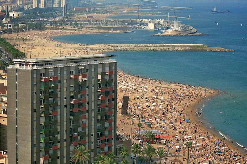 barça beach