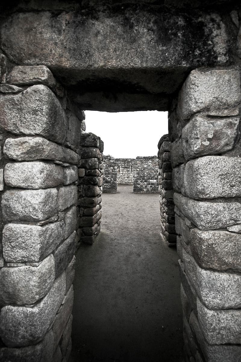 inca entrance