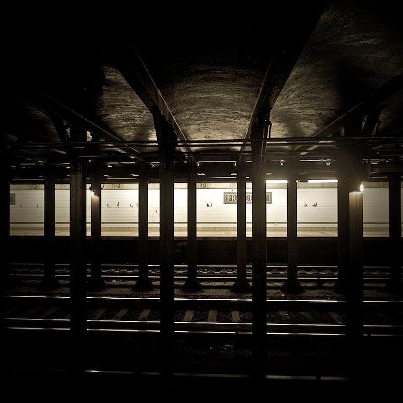station columns