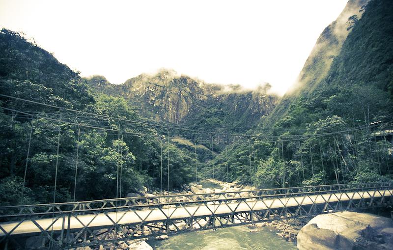 towards machu