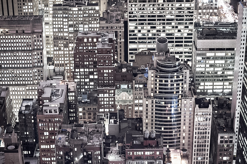 nyc roofs
