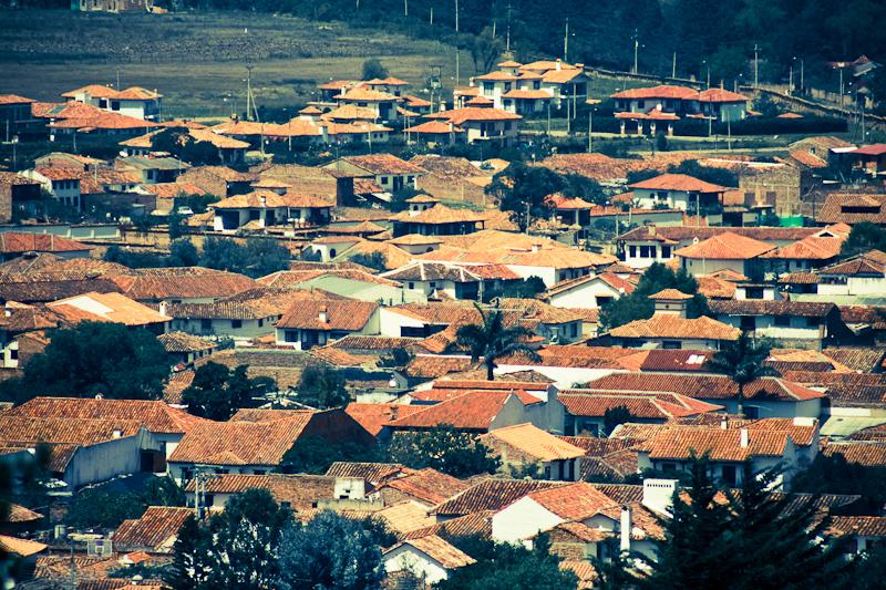 villa roofs