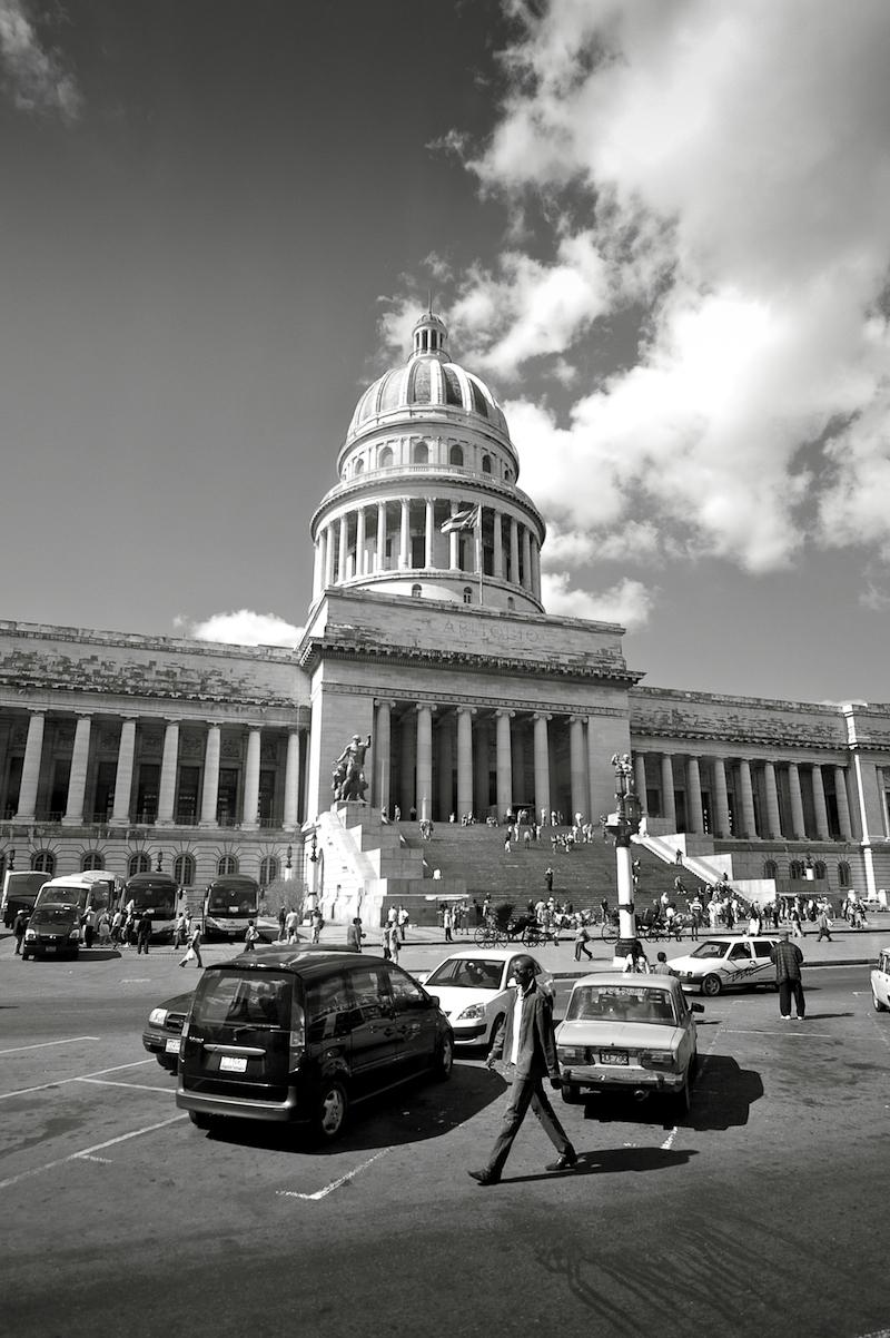 cuban walk