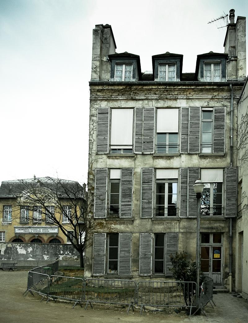 postwar building?