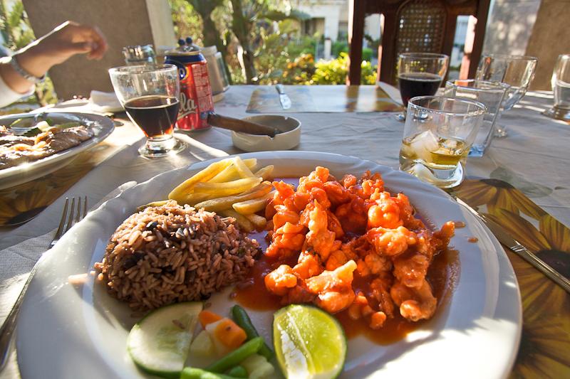 cuban lobster