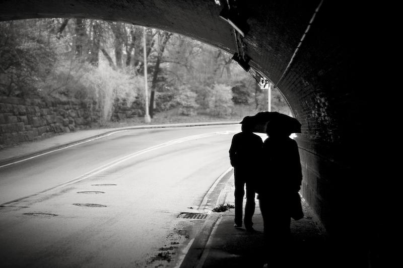 tunnel umbrella