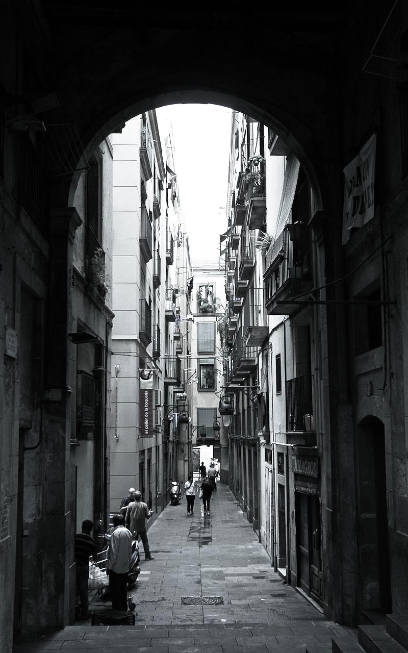 barca alley