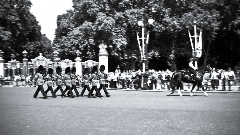 marching blokes