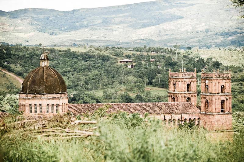barichara cathedral