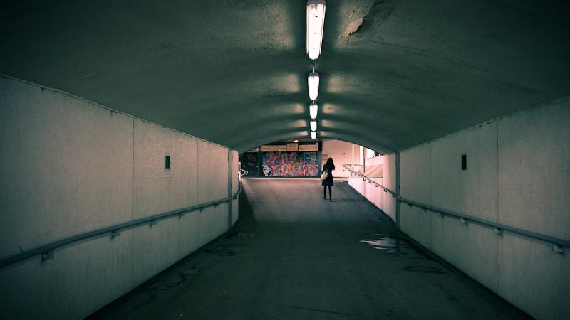 graffiti & girl