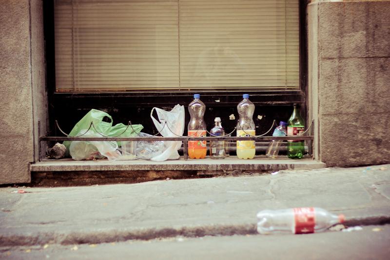 ghost & bottles
