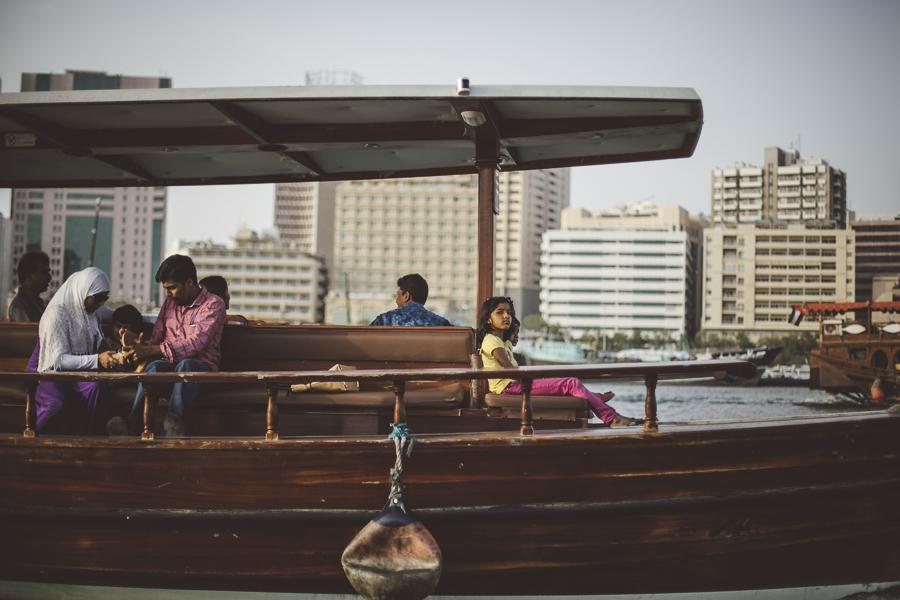 Dubai Creek, Dubai, UAE.