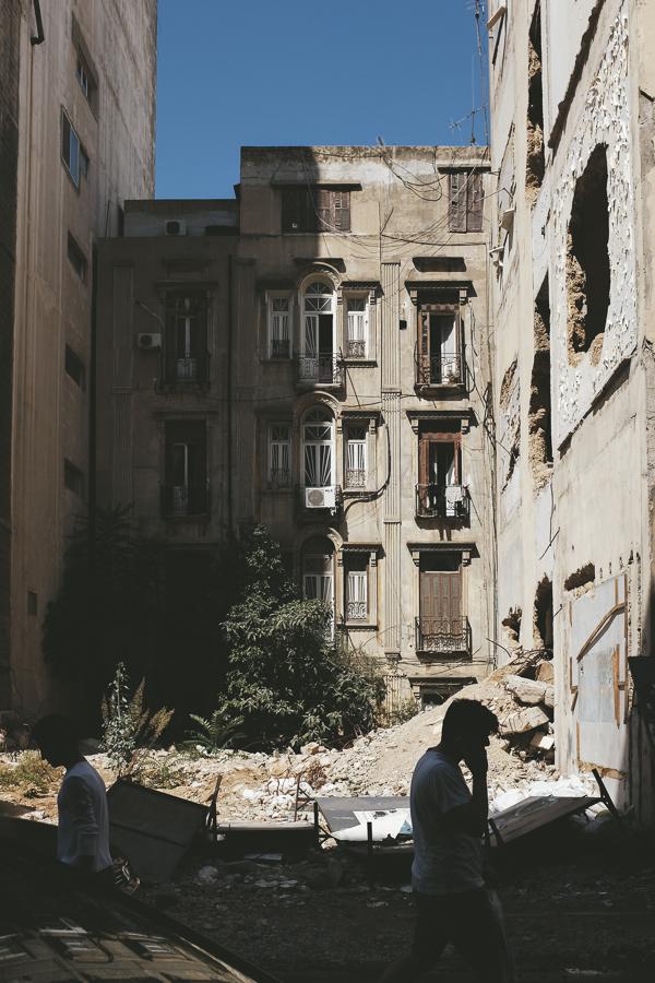 Streets of Beirut, Lebanon. 2015