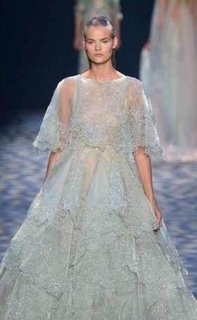 Vestidos de novia estilo luis xv