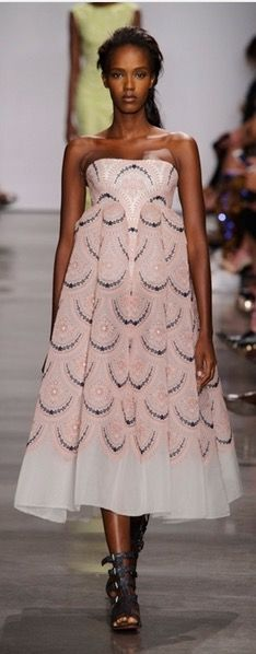 Zac Posen, vestido de novia 2017
