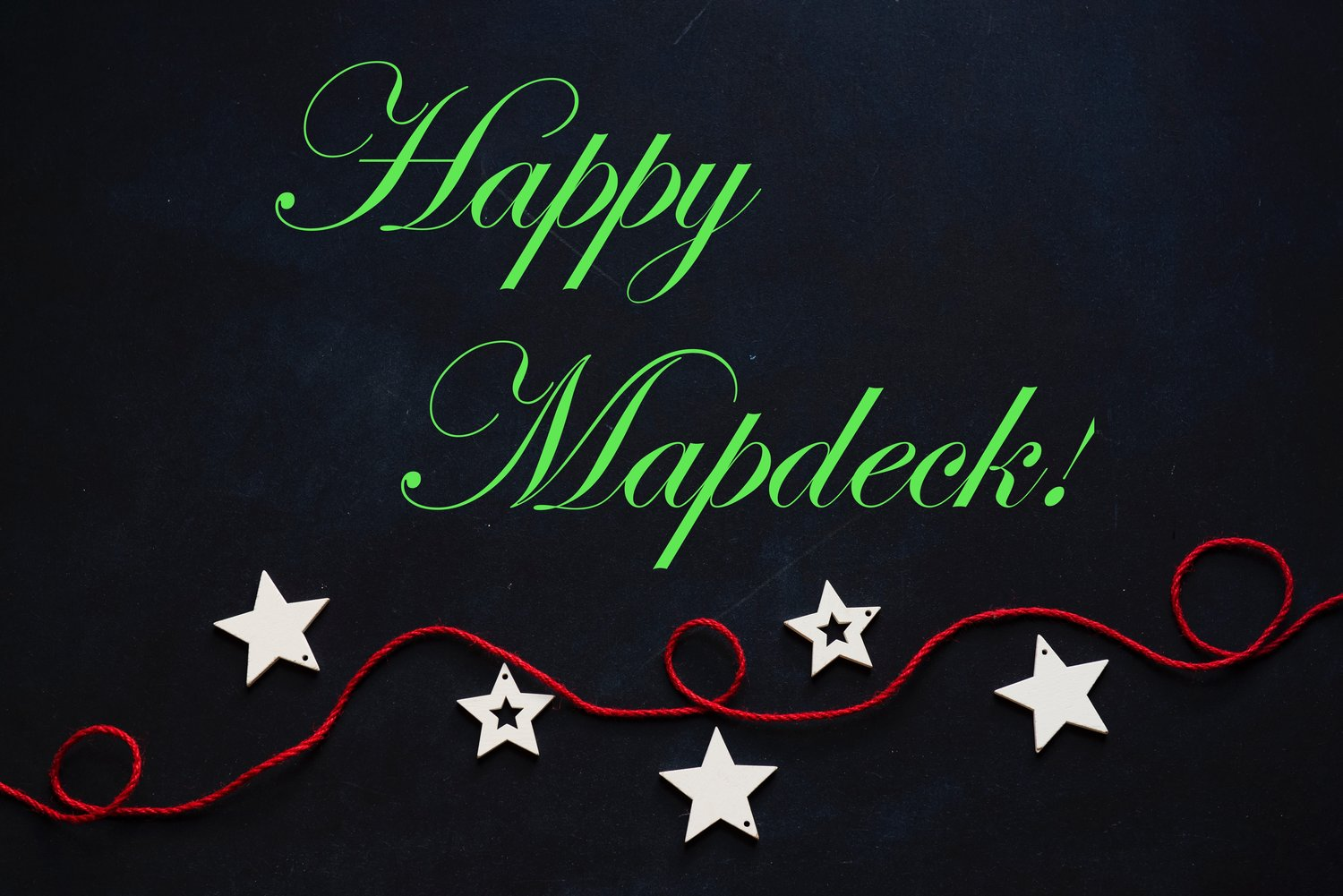 Happy Mapdeck! | Symbolix - Making your data work harder
