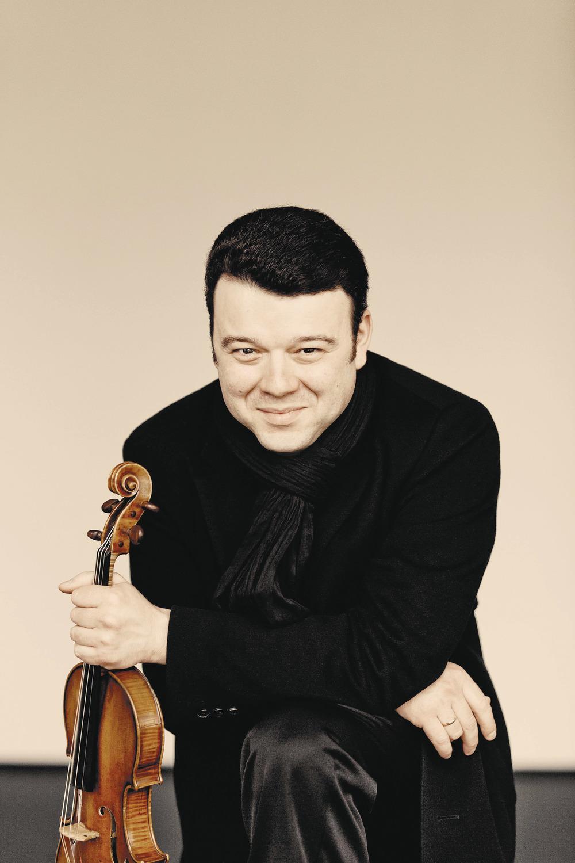 Violinist Vadim Gluzman