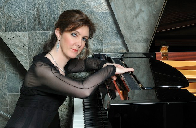 Anne-Marie McDermott, piano