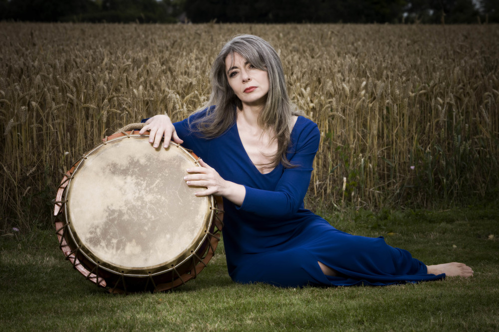 Dame Evelyn Glennie,  percussion