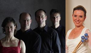 Mandelring Quartet with Katarzyna Mycka