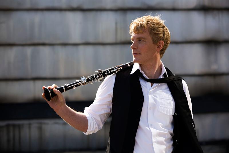 Martin Frost, clarinet